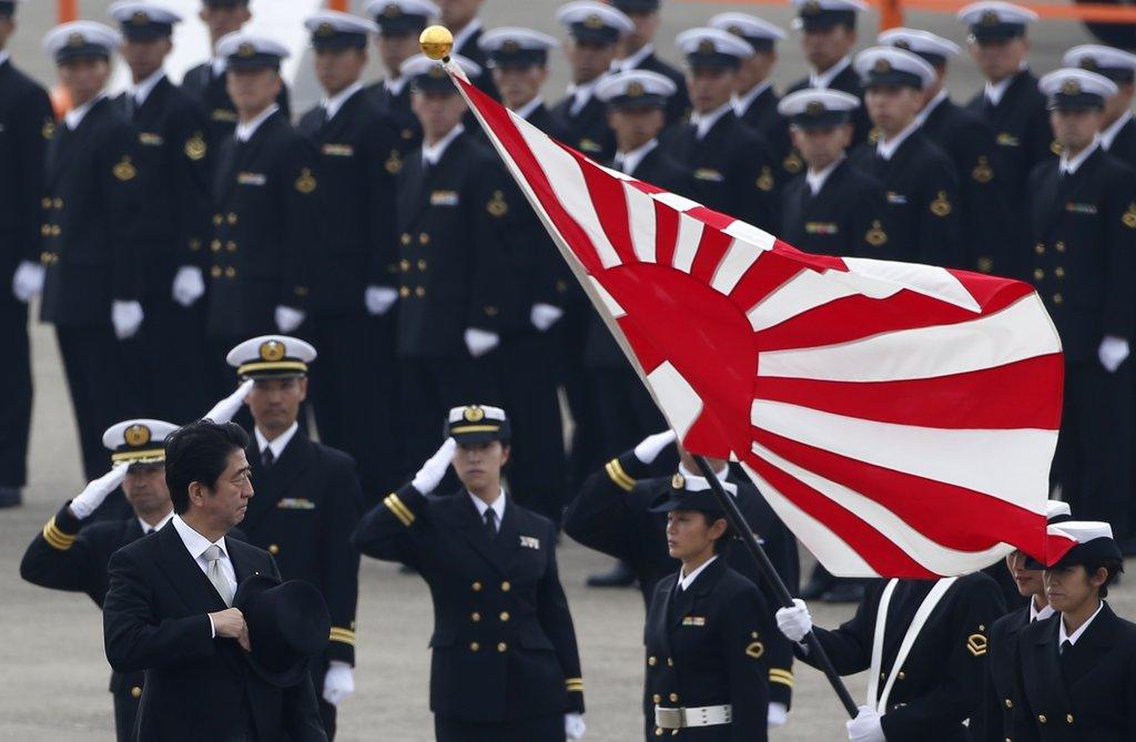 日媒:怎么办!中国血脉已侵入日本防卫力量!