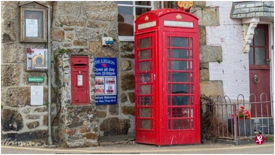 使用量大跌! 英电信拟5年内拆2万个电话亭