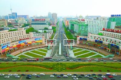 北京西站地区升级改造迎暑运高峰