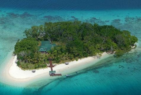 卡斯特威海岛售卖 沙滩豪宅远离喧嚣