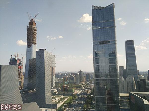 """日媒:日立要给中国大楼当""""管家"""""""