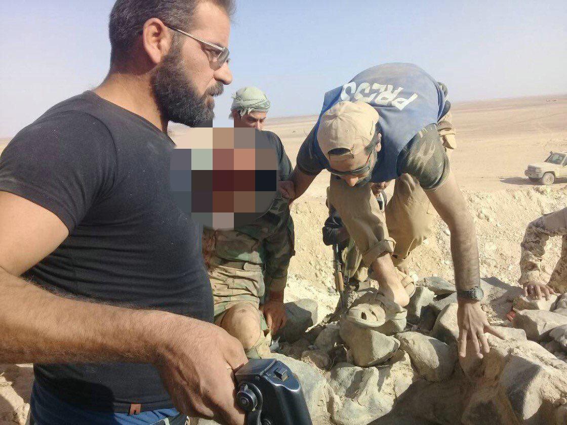 叙反对派称击落政府军米格21 生擒飞行员