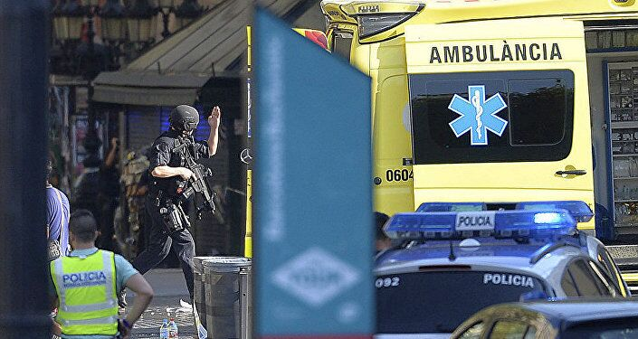 巴塞罗那恐袭续:西班牙警方逮捕第三名嫌犯