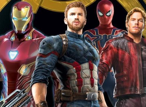 《复仇者联盟3》新海报:胡子美队现身
