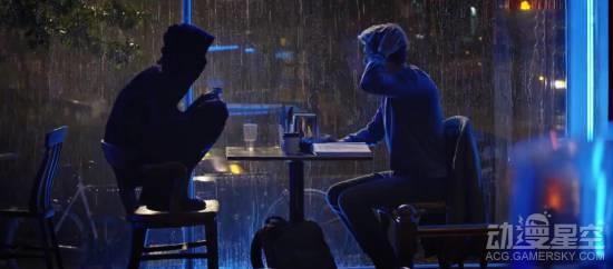 美版《死亡笔记》真人电影片段公布:L决战夜神月