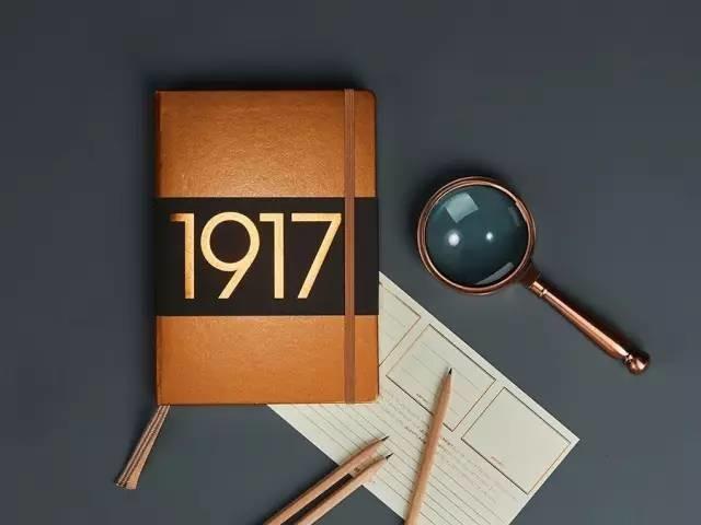 恋物志|德国人做的笔记本,能保存200年!