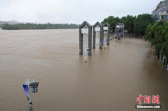 今起黄淮江淮等地有较强降雨 四川部分地区有暴雨