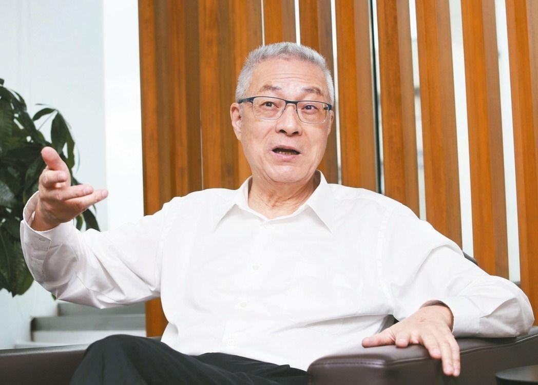 新党因不满国民党两岸政策向其下战帖 看吴敦义怎接招