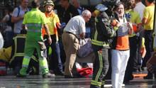 西班牙巴塞罗那恐怖袭击事件IS宣称负责