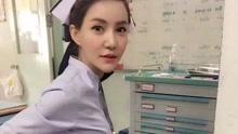 泰国爆红俏护士因为长得太美被迫辞职