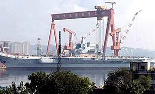 国产航母或正安装相控阵雷达
