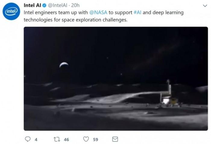深度学习进入太空 用于寻找月球登陆点