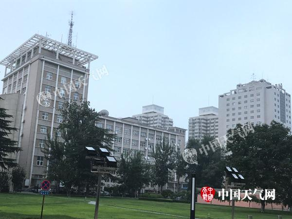 未来一周北京暑热难现 夜间清凉最低可达21℃