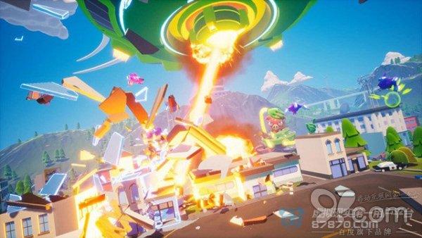 外星人拆迁指南 前GTA开发商公布VR科幻新作