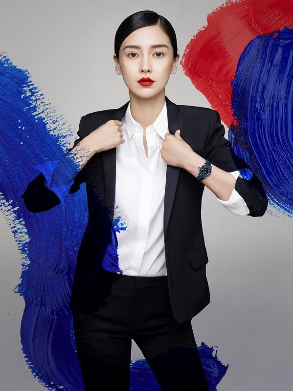 Angelababy三获奢侈品代言人 国际代言助商业价值