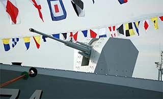 仔细品味052D驱逐舰细节设计