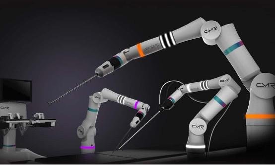 最小外科手术机器人