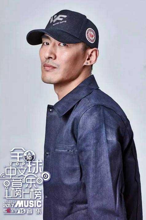 《斗战胜》刘文天携新歌做客央视榜上榜