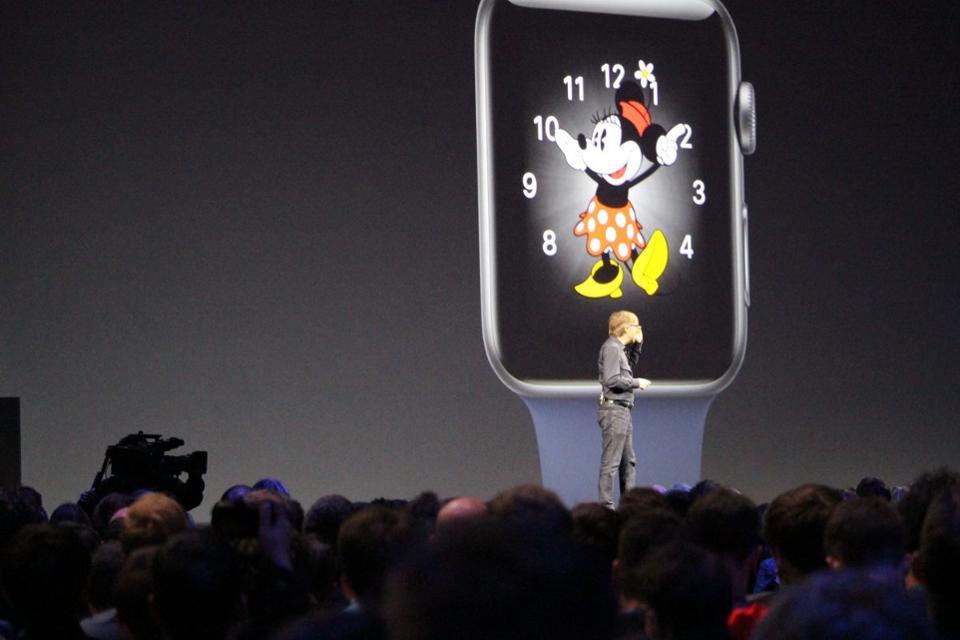 郭明池:Apple Watch 3可独立支持通讯功能