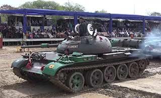 印度陆军部队里全是古董级装备?