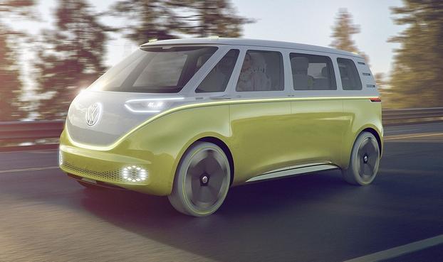 大众证实2022年量产I.D. Buzz 将在华上市