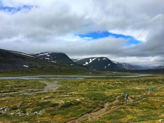 感受北极圈纯净之美 北极狐经典穿越活动成功举办