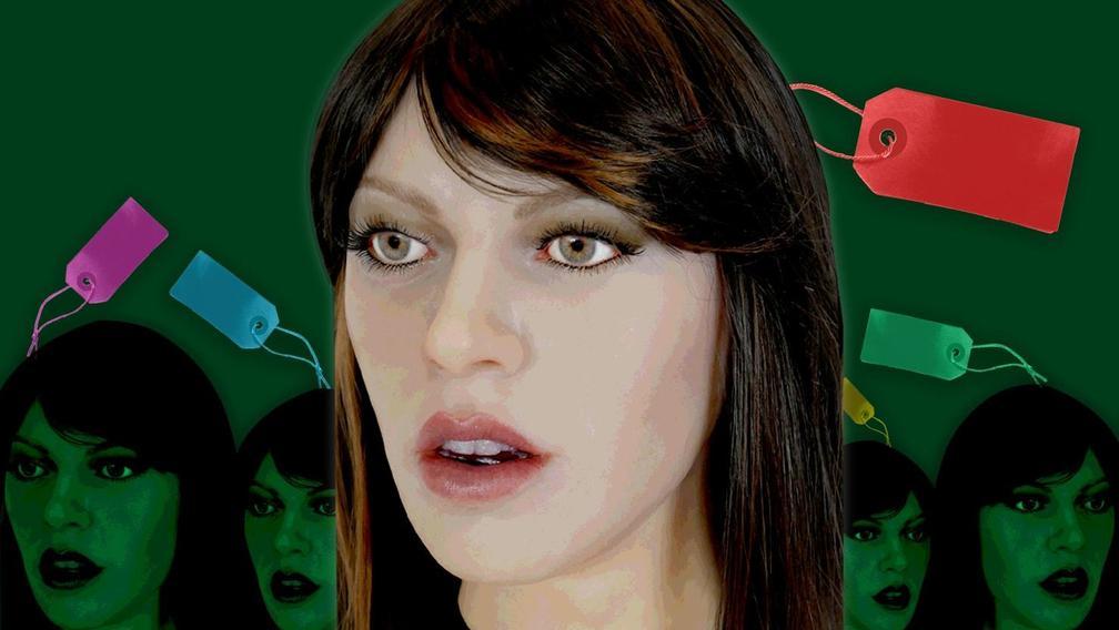 熟女萝莉你选谁?揭秘定制性爱机器人背后的故事