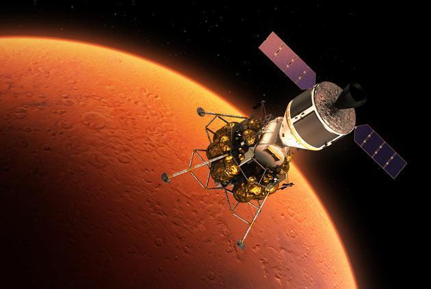 2020年登陆火星 人工智能如何改变了太空探索?