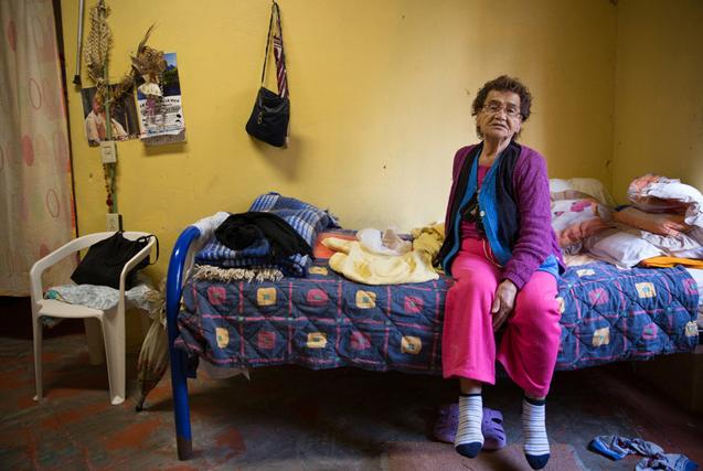 聚焦弱势群体:探访墨西哥性工作者养老院