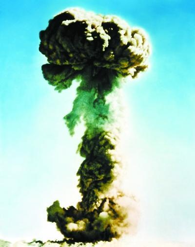 揭秘中国核试验基地:这里爆响了震撼世界的惊雷