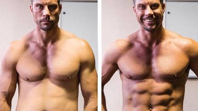 """会""""撒谎""""的相机:健身教练告诉你肌肉5秒练成大法"""