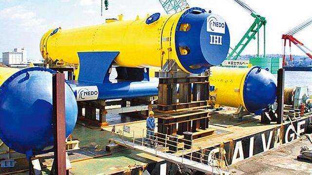 全球首例!日本研究团队成功利用洋流发电