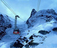 盘点:全球著名的十大滑雪胜地(图)