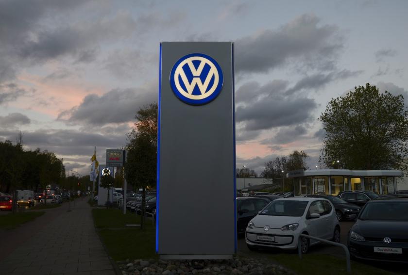 """德国财政部:""""排放门""""对国家经济带来风险"""