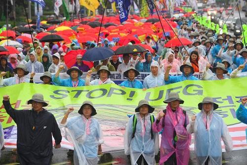 朝鲜军方谴责美韩军演加剧半岛紧张局势