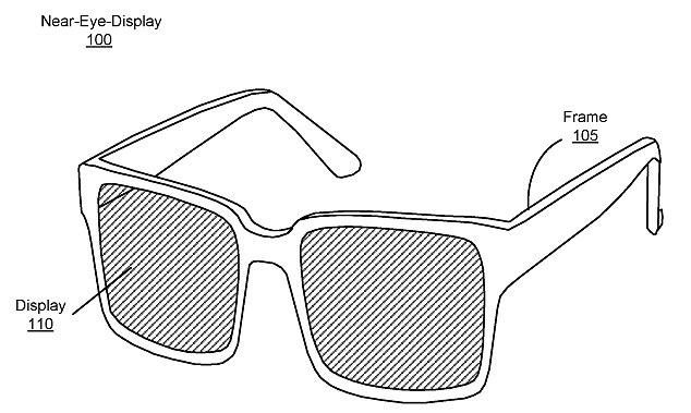 脸书新专利:AR眼镜欲与苹果和Snapchat相比拼