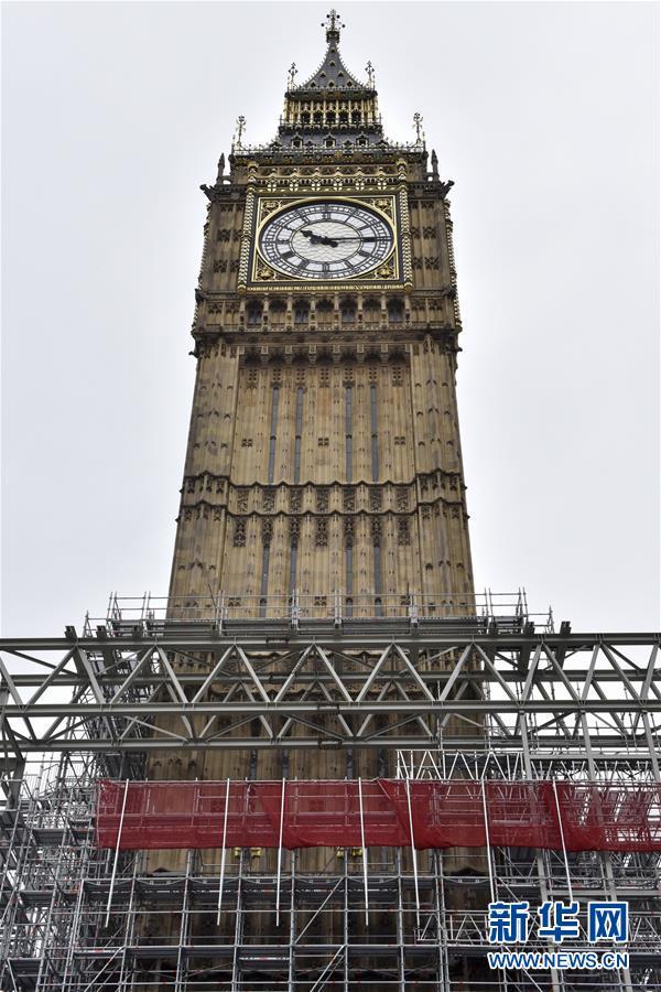 """伦敦""""大本钟""""将静音接受维修"""