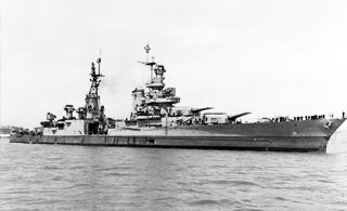 美军二战被日本击沉重型巡洋舰时隔72年被找到