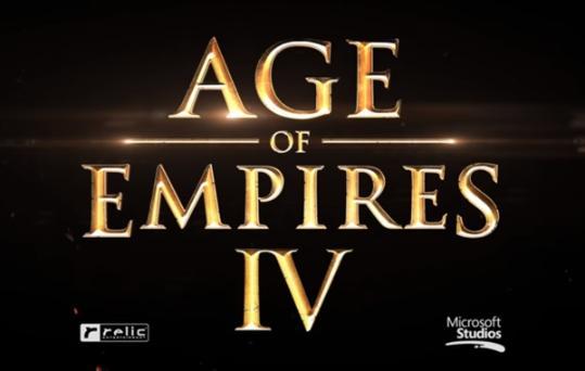 经典重现!《帝国时代4》将于10月19日发售