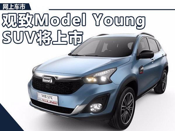 观致Model Young SUV官图曝光 将于25日首发-图1