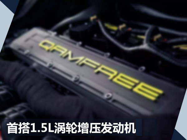观致Model Young SUV官图曝光 将于25日首发-图6