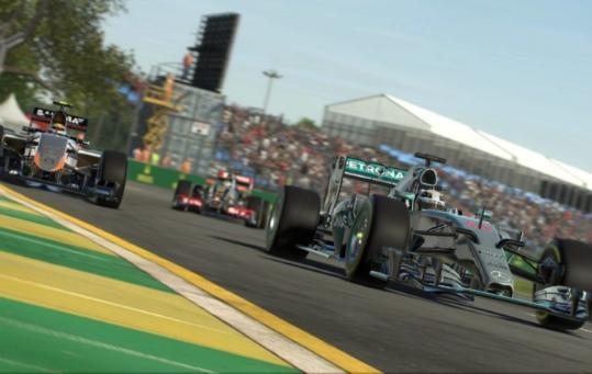 F1宣布推出电子竞技世界冠军赛:9月拉开帷幕