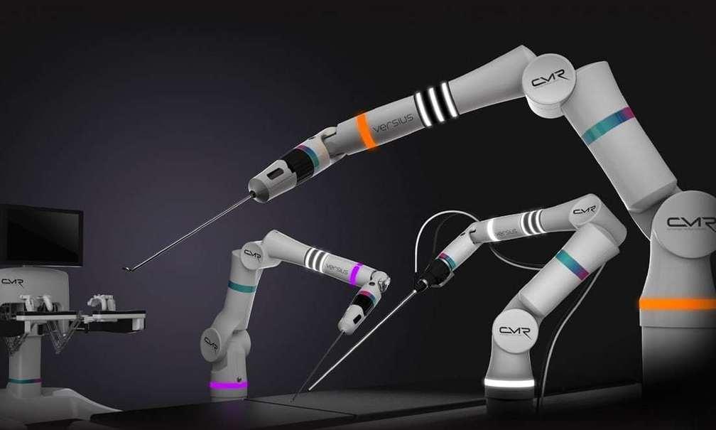 科学家研发世界最小手术机器人 可变换手术模式