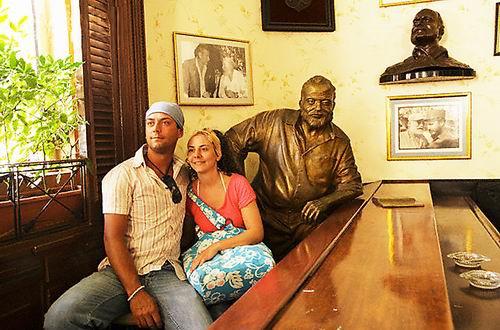古巴之爱体现海明威硬汉形象