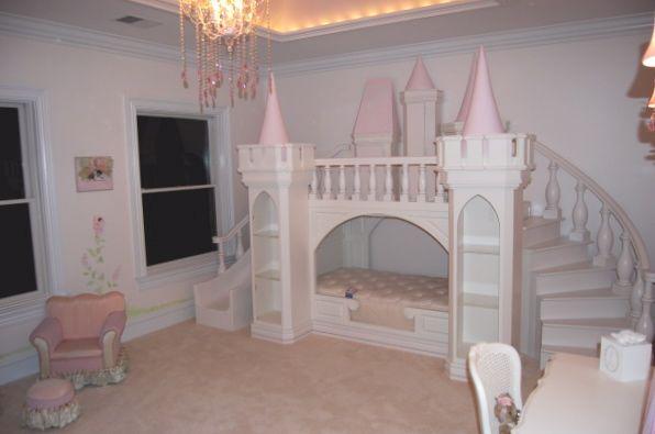 法媒推荐儿童创意床 让孩子成为天马行空梦想家
