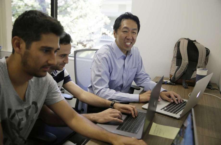 吴恩达教授领衔 百度与谷歌开启AI新征程