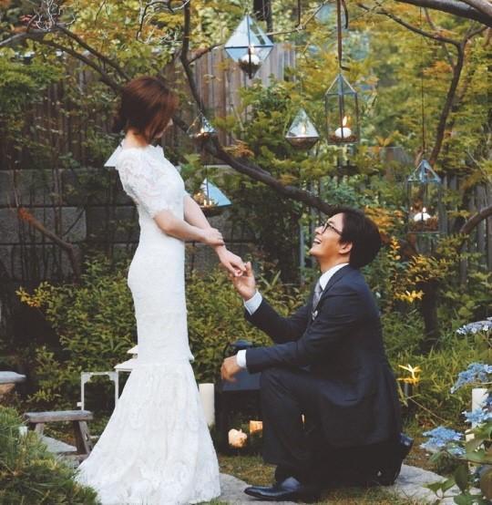 裴勇俊妻子朴秀珍怀二胎 去年10月生下长子
