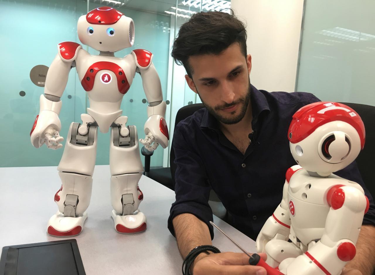 研究人员:机器人存漏洞,黑客攻击后可能伤人