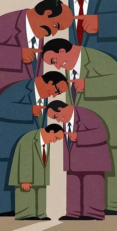 男性在职场中不仅会被性骚扰,还会