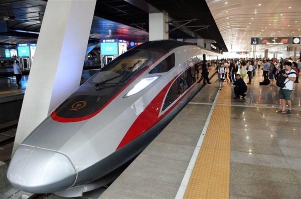 """350公里时速:京沪高铁""""复兴号""""今日开票 不涨价"""